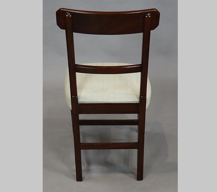 Set of 12 Sheraton Dining Chairs