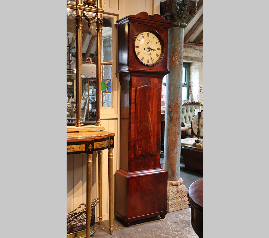 Turner of Enniscorthy Longcase Clock
