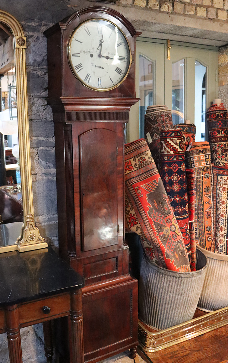 Early 19th Century Dublin Longcase