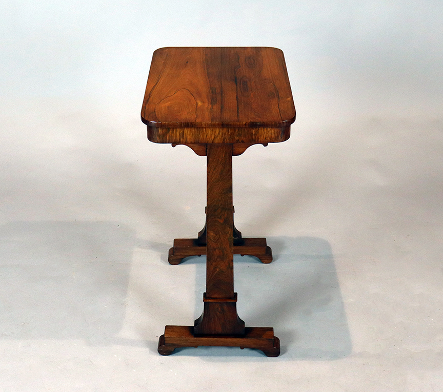 Regency Rosewood Occasional Table
