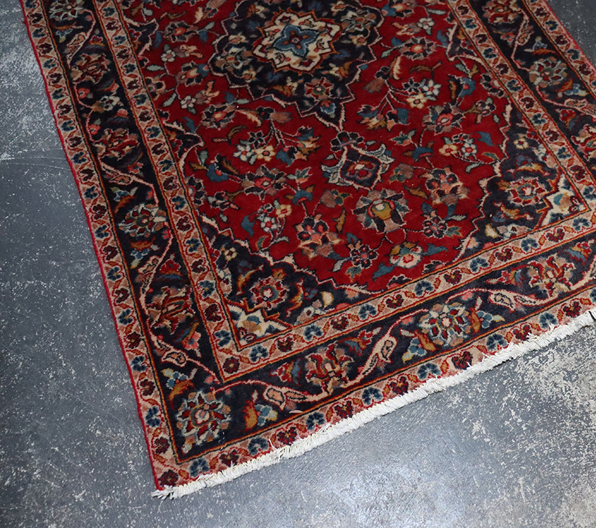 Medium Sized Hand-woven Carpet